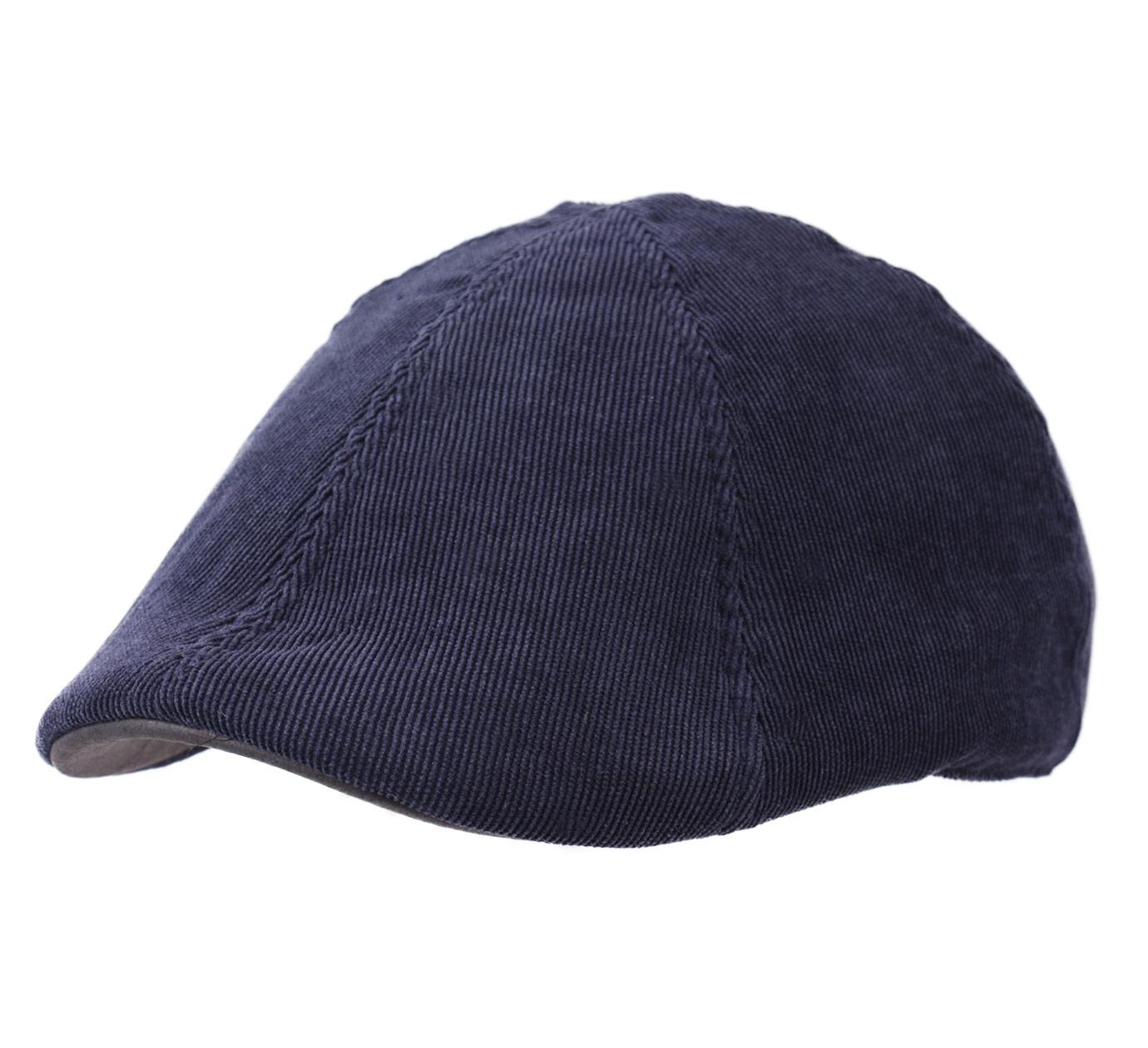 fabricado en Europa Wegener Gorro con dise/ño cl/ásico de 100 /% lana y con forro interior visera plana